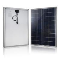 China TUV Monocrystalline Solar Panel Black Colour , Mono 190 Watt Monocrystalline PV Panels on sale