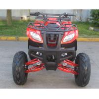 Water Cooled 4 Wheel All Terrain Vehicle ATV 150CC With 3.9HP Chain Drive Manufactures