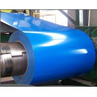 ID 510mm Color Coated Steel Coil 0.45 X1200 Mm / Pre Painted Galvanized Steel Sheet Manufactures