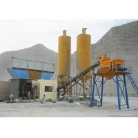 Belt Type Hzs90 Fixed Ready Mix Concrete Plant Stabilized Soil Dry Mixing Plant Manufactures