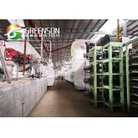 Light Weight Mineral Wool Board Production Line For Construction Material Manufactures
