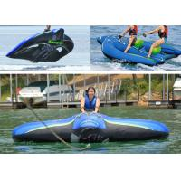 China 2 Person Flying Manta Ray Towable Inflatables For Water Park OEM on sale