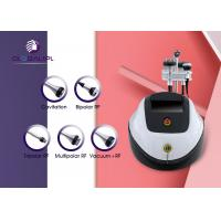 RF Body Shaping Portable Cavitation Slimming Machine For Wrinkle Removal Manufactures
