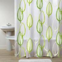 Shower Curtain for Hotel Use, PVC, PE, PEVA and EVA Materials