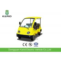 Buy cheap 4 Seats City Electric Recreational Vehicles 48V 5KW Low Speed CE Standard from wholesalers