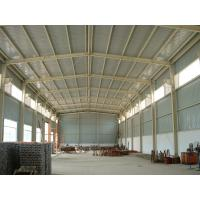 Portable Durable Pre-engineered Building , Lightweight Steelwork Shed Barn Manufactures