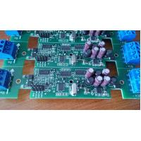 2 Layer Low Volume PCB Assembly TG170  Green solder mask with connectors Manufactures