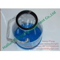China Milk Receiver Transparent Milking Pail Bucket with Handle , 32L Capacity on sale