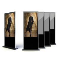 Full HD Big TV Digital Signage Kiosk 49 Inch Win7 8 10 Android Operating System Manufactures