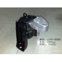 Right Rubber and Metal Toyota Replacement Body Parts of Engine mounting for Toyota Corolla ZZE122 OEM No 12305-0D080 Manufactures