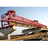 China High Speed Railway 500T Launching Gantry Crane Heavy Duty 22m Max Lifting Height on sale