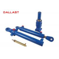Hyva Heavy Duty Double Acting Hydraulic Cylinder for Agricultural Machinery Manufactures