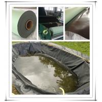 reinforced PVC liner ,pvc geomembrane fabric reinforced Manufactures