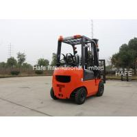 Brand New 1T LPG Forklift Trucks With 3 Stage 3m Container Mast Hydraulic Transmition Manufactures