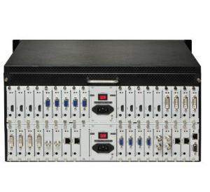 China Hybrid Seamless Hdmi Switcher/ Video Switcher100~260V 50/60Hz 2U Installation on sale