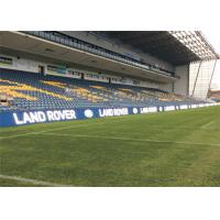 China Football Ground Sport Perimeter LED Display / Led Sports Signs IP65 Rating on sale