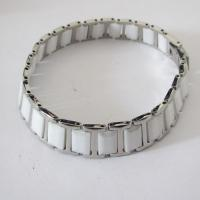 Hot Style Fashion Ceramic Bracelets for Women with Stainless Steel Manufactures