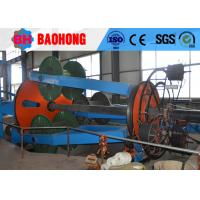 High Efficient Laying Up Machine , Underground Cable Laying Machine Manufactures