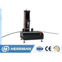 High Accuracy Optical Cable Testing Machine Crush Tester Machine 180kg Weight Manufactures