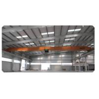FEM Standard Single Girder Overhead Travelling Crane For Industrial Workshop Manufactures