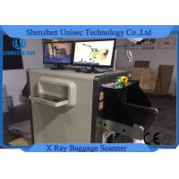 OEM Singel Energy SF5030A X Ray Baggage Scanner , X - Ray Machine For Luggage Manufactures