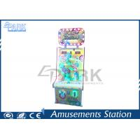 Commercial Happy Rolling Bingo Game Machine / Prize Redemption Games Manufactures