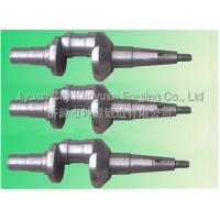 China Custom Single Cylinder / 4 Cylinder Crankshaft Forging In Diesel Engine  ISO 9001 - 2008  UT TEST on sale