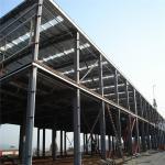 Construction Pre Manufactured Steel Buildings Workshop Workhouse Building Manufactures