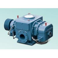 Low Noise Tri-Lobe Roots Blower , Traditional Water Cooling Air Roots Blowers Manufactures