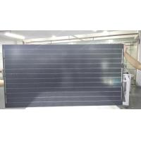 Pakistan Black 160W Grade A Solar Panel , 36 Cells Mono Solar Module Carton Packing Manufactures