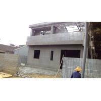 Customized Size Light Steel Building For Homes In Concrete Wall Manufactures