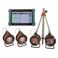 China Ultrasonic Detector Non Destructive Testing Equipment With TFT Color LCD Capacitive Screen on sale