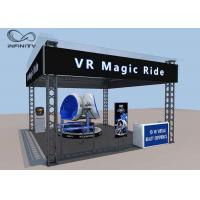 INFINITY 2 Seats 9D Cinema Simulator / Amusement Park Children Virtual Reality Game Machine Manufactures