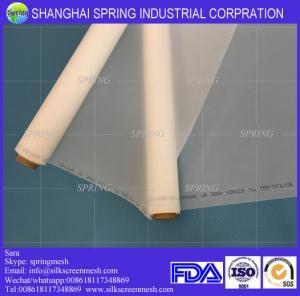 China Maximum Width 365CM 90T Silk Screen Mesh for PCB Printing or Ceramic Printing or Glass Printing, Tshirt Printing on sale