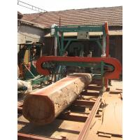 Factory !!! MJ1600 Horizontal Portable Wood Band Saw Manufactures