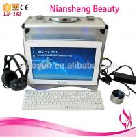 Free Upgrade Software 3D NLS Touch Screen Health Analyzer, 3D NLS Health Analyzer OEM Manufactures