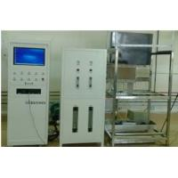 ISO 5658-2 Fire Flammability Resistance Testing Equipment / Laboratory Spread Flame Test Machine Manufactures