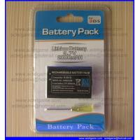 3DS Battery Pack Nintendo 3DS game accessory Manufactures