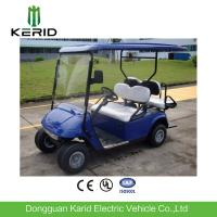 4 Seater Electric Golf Carts Battery Operated Overload Capacity Manufactures