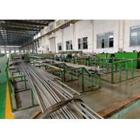 China ASTM A312 Cold Drawn Stainless Steel Seamless Tube For Boiler Heat Exchangers on sale