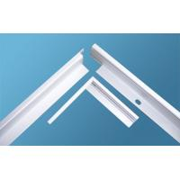 High Performance Aluminium Extrusion Channel Profiles ISO9001 Certification