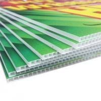 COROPLAST / CORRUGATED  SIGN PRINTING Manufactures