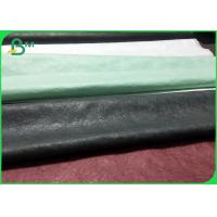 China Multicolor Waterproof Tyvek Dupont Paper For Bags & Clothes Anti Tear PU Material on sale