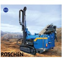 Crawler Hydraulic Wells Geothermal Drilling Rig Machine for Geothermal Projects Drilling Manufactures