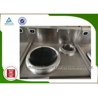 Buy cheap Stainless Commercial Induction Wok Cooker 20kw Single Tail Electric from wholesalers
