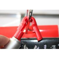 COMER Anti-Theft Magnetic Security Stop Lock For Display Hook 6mm Color Red 100pcs/lot Manufactures