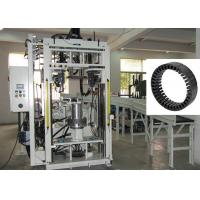 China Stator Core Lamination Automatic Motor Winding Machine For Elevator Traction on sale