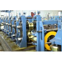 ASTM Standard Tube Mill Machine For Precision Tubes 1.2 MM-4.5 MM Manufactures