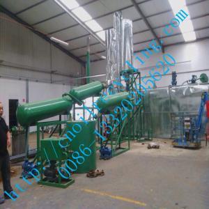 China JNC Black Waste Oil Distillation Machine on sale