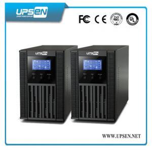 Online UPS High Frequency 1k, 2k, 3k, Single Phase, Wide Input Voltage Range Online UPS Power Supply Manufactures